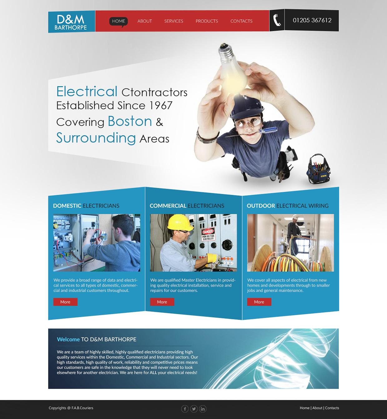 Electricians Portal
